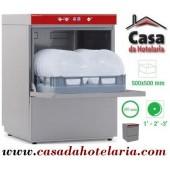 Máquina de Lavar Louça Profissional 500x500 mm (transporte incluído) - Refª 101215
