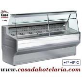 Balcão Refrigerado com 3,0 m e Compartimento de Reserva de 346 Litros (transporte incluído) - Refª 101220