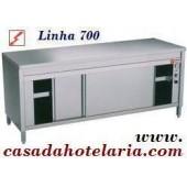 Armário Ventilado Aquecido de 2,0 m da Linha 700 (transporte incluído) - Refª 101271