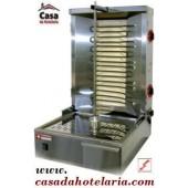 Grelhador Eléctrico Giratório Kebab, 25 a 35 kg (transporte incluído) - Refª 101274