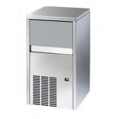 Fabricador de Cubos de Gelo com 13 gr, 29 kg/24h, Reserva 9 kg. Condensação a Ar, Monofásico (transporte incluído) - Refª 101280