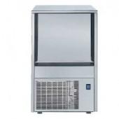 Fabricador de Cubos de Gelo Oco 22 kg/24h com Reserva de 9 kg, Monofásico, Condensação a Ar (transporte incluído) - Refª 101325