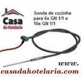 Kit Sonda de Cozinha para Fornos (transporte incluído) - Refª 101359