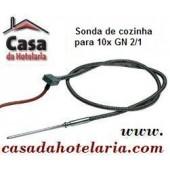 Kit Sonda de Cozinha para Fornos (transporte incluído) - Refª 101360