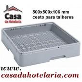 Cesto para Talheres de 500x500 mm - Refª 101393