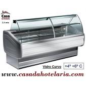 Balcão Refrigerado com 2,5 m e Compartimento de Reserva de 429 Litros (transporte incluído) - Refª 101433