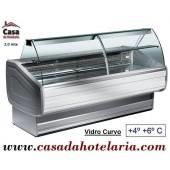 Balcão Refrigerado com 3,0 m e Compartimento de Reserva de 518 Litros (transporte incluído) - Refª 101434