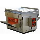 Forno de Túnel Monofásico com Esteira para Cozinha de Preparação Rápida, 3000 Watts (transporte incluído) - Refª 101703