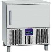Abatedor de Temperatura Ultracongelador de 5 Níveis, +70º C +3º C para 12 kgs ou +70º C -18º C para 8 kgs (transporte incluído) - Refª 101707