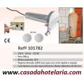 Faca de Corte Automática para Grelhadores Kebab com Lâmina Ø 80 mm, 6000 rpm, potência 120 W (transporte incluído) - Refª 101782