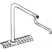 """Coluna de Água para Fogão """"table top"""" (transporte incluído) - Refª 101809"""