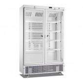 Armário Refrigerado Ventilado com Portas de Vidro, 745 Litros, Temp. +1º +8º C (transporte incluído) - Refª 101837