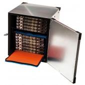 Caixa para Entrega de Pizzas ø 33 cm de Fixação à Moto (transporte incluído) - Refª 101882