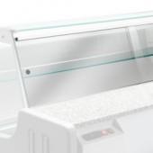 Portas Deslizantes em Acrílico para Vitrina Refrigerada de 2,5 Metros (transporte incluído) - Refª 101975
