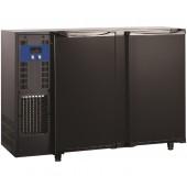 Bancada Refrigerada para Garrafas com 2 Portas e Capacidade para 375 Litros, +1º +8º C (transporte incluído) - Refª 102284
