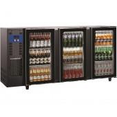 Bancada Refrigerada para Garrafas com 3 Portas de Vidro e Capacidade para 579 Litros, +1º +8º C (transporte incluído) - Refª 102288