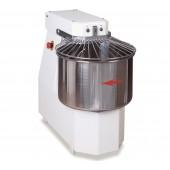 Amassadeira Industrial Profissional TRIFÁSICA de 50 Litros com 1 Velocidade (transporte incluído) - Refª 102324