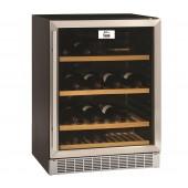 Armário Refrigerado Ventilado, Adega para Vinhos com Capacidade para 160 Litros, +5º +18º C (transporte incluído) - Refª 102328