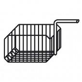 Cesto para Fritadeiras com Dimensões de 235x290x110 mm (LxPxA) - Refª 100608