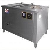 Máquina para Lavagem e Secagem de Vegetais com Cesto Extraível (transporte incluído) - Refª 100764