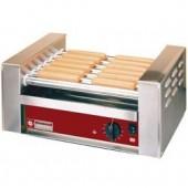 Máquina para Aquecimento de Salsichas de 7 Estações (transporte incluído) - Refª 101113