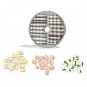 Disco para Cubos de Vegetais 8 mm - Refª 100508
