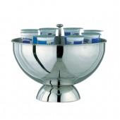 Taça Inox para Iogurtes (transporte incluído) - Refª 100785