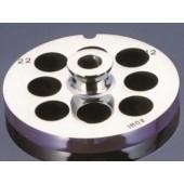 Grelha / Disco de Corte para Moinho de Carne Nº 22 com Ø 12 mm - Refª 102474