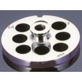 Grelha / Disco de Corte para Moinho de Carne Nº 42 com Ø 12 mm - Refª 102495
