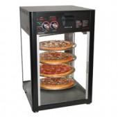 Expositor de Pizzas Aquecido de 4 Grelhas Rotativas (transporte incluído) - Refª 101129