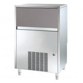 Fabricador de Cubos de Gelo Industrial com 18 gr, Capacidade de 95 kg/24h e Reserva de 55 kg, Máquina com Condensação a Ar (transporte incluído) - Refª 100298