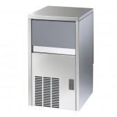 Fabricador de Cubos de Gelo Industrial com 13 gr, Capacidade de 29 kg/24h e Reserva de 9 kg, Máquina com Condensação a Ar (transporte incluído) - Refª 101280