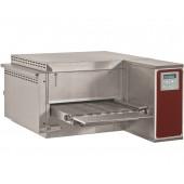 Forno de Esteira Elétrico Industrial Ventilado para Pizzas com Largura até Ø 400 mm, 7900 Watts (transporte incluído) - Refª 102619