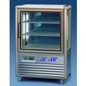 Vitrina de Congelação para Pastelaria de 250 Litros (transporte incluído) - Refª 101249