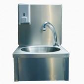 Lava-Mãos em Aço Inox com Doseador (transporte incluído) - Refª 100850