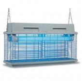 Exterminador de Insectos UV 2x15W, Dimensões de 355x155x315 mm (LxPxA), Área de Operação: 10/12 Metros - Refª 100829