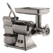 Moinho Triturador Industrial de Carne nº 22, 300 kg/h + Ralador de Queijo Parmesão 70 kg/h, 1,5 Hp, 1100 Watts (transporte incluído) - Refª 100467