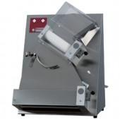 Desenrolador de Massa em Inox Ø 420 mm com 2 Rolos (transporte incluído) - Refª 100909