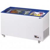 Arca de Congelação 392 Litros com Vidro Curvo (transporte incluído) - Refª 101163