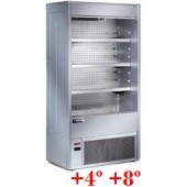 Armário Mural Refrigerado Ventilado com 1,2 m de Largura, Temperatura +4º +8º C (transporte incluído) - Refª 100619