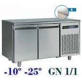 Bancada de Congelação GN 1/1 de 260 Litros com Alçado da Linha 700 (transporte incluído) - Refª 101153